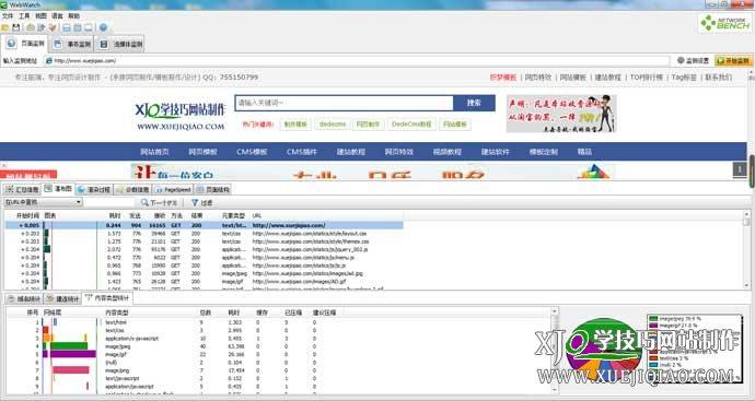WebWatch监测工具